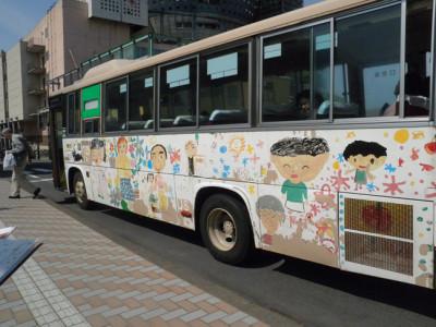弘前市のバス