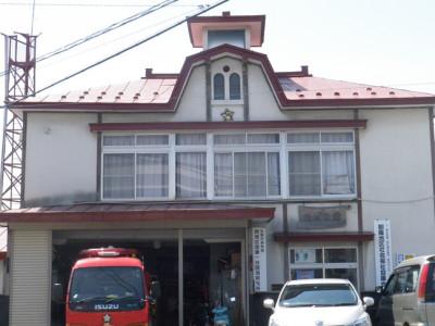 弘前市の某消防署