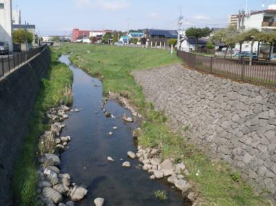 弘前市の川