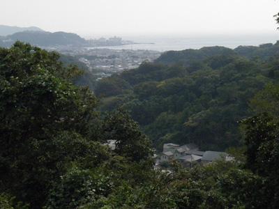 鎌倉の眺望