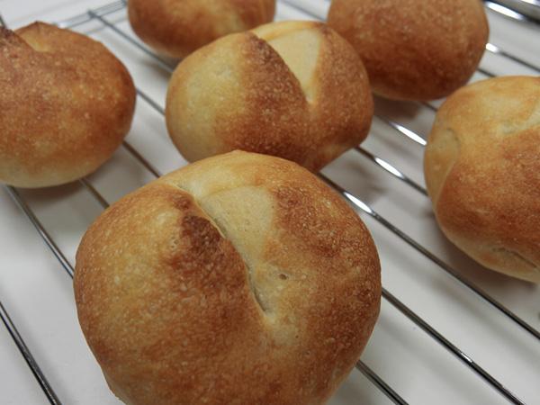 もっちりまるパン